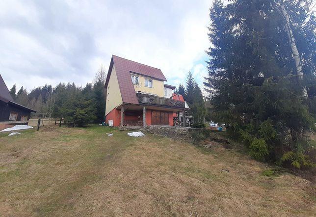 Dom, Domek w górach, Beskidy, 4 pokoje sypialne + salon z tarasem!!!