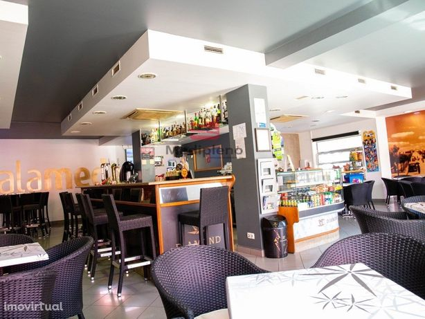 Café/Snack Bar C/ Esplanada