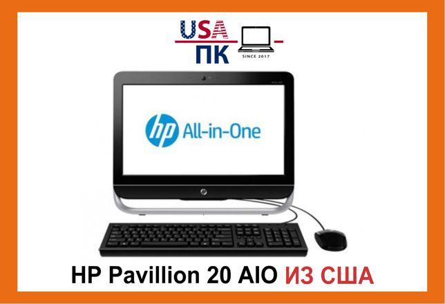 "Моноблок HP Pavillion 20 / 20"" / E1-1200 / 4Gb / 500Gb HDD"