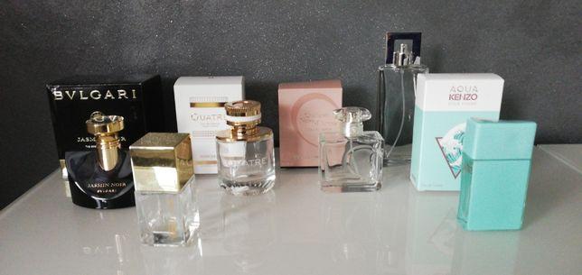 flakoniki po perfumach Kors,Bulgari,Kenzo i inne