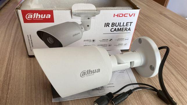 Продам нову вуличну камеру 2 МП, 2,8 мм, Dahua DH-HAC-HFW1200TP