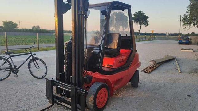 Wózek Widłowy Linde H25 Diesel