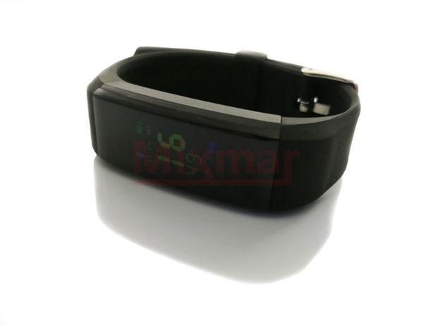 Smartband ID115 opaska sportowa zegarek pulsometr