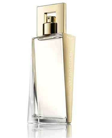 Avon attraction for her парфюмерная вода этрекшн avon 50мл