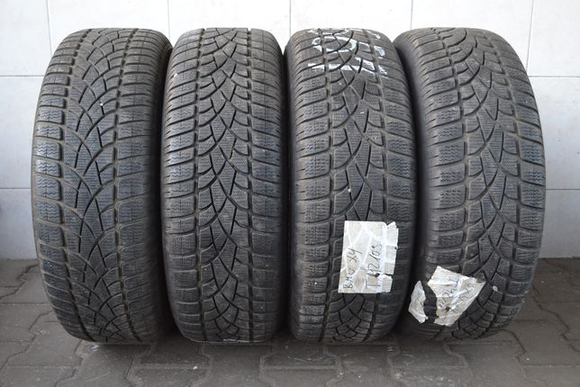 Opony Zimowe 225/60R17 99H Dunlop Winter Sport 3D ROF x4szt. nr. 1661