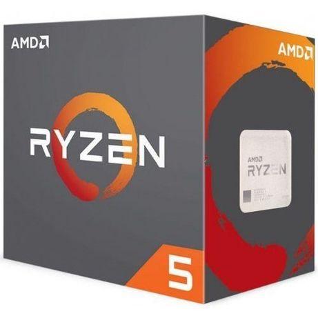 Процессор AMD Ryzen 5 1400 3.2(3.4)GHz sAM4 Box (YD1400BBAEBOX)