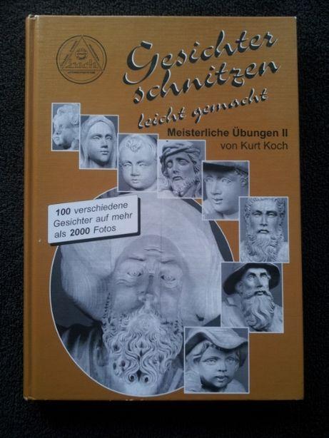 Книга Резба по дереву.Kurt Koch. Meisterliche Ubungen.