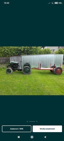 Ciagnik traktor sam s 12