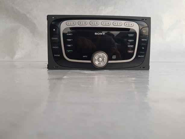 Radio Sony Ford C Max