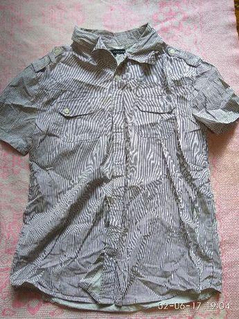 Рубашка фирменная,итальянская,модная
