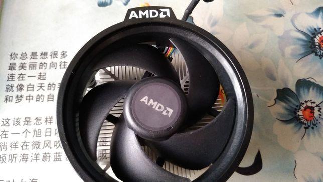 Кулер для Ryzen 5 AMD Wraith stealth AM4
