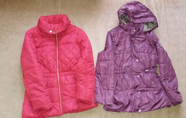 Куртки еврозима 8-10лет