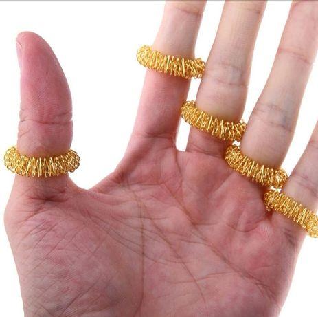 Массажные кольца су-джок терапия