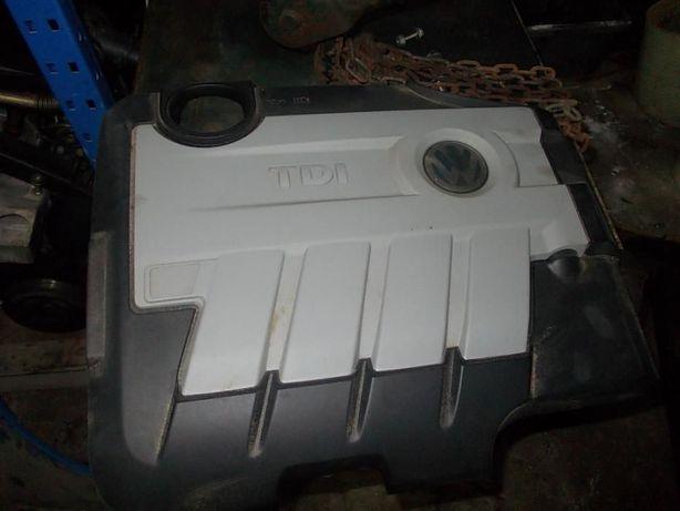 Tampa plastica de motor VW 2.0 tdi