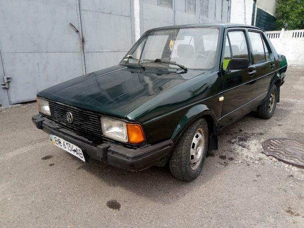 Volkswagen Jeta 1982року