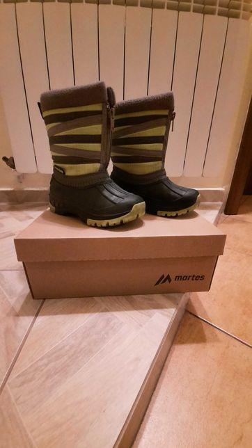 Kozaczki obuwie MARTES SILAS JR ZIELONE rozmiar 28