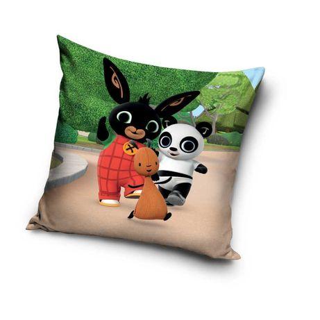 Poszewka na poduszkę jasiek Bing 40x40 Flop Panda, prezent