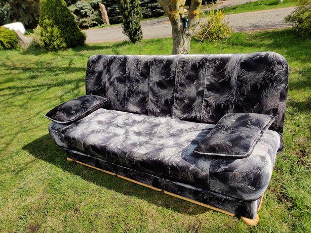 Kanapa rozkładana, sofa, wersalka, łóżko; Zadbana, a tanio. Polecam