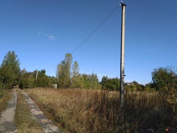 Продаю 10 соток земли в Лесных-полянах