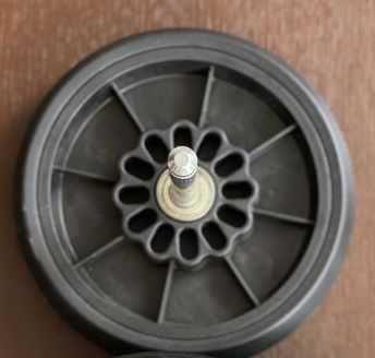 Комплект задних колес для коляски YOYA PLUS