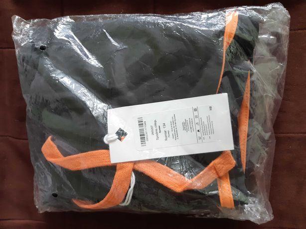 Spodnie dresowe 5-10-15 nowe 134