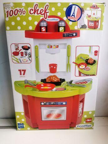 Новая детская кухня для поварят