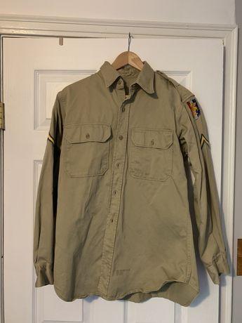 Koszula armii amerykańskiej Wietnam, Korea