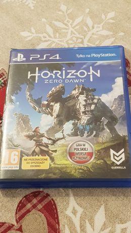 Gra na sony ps4 horizon zero dawn Polska wersja