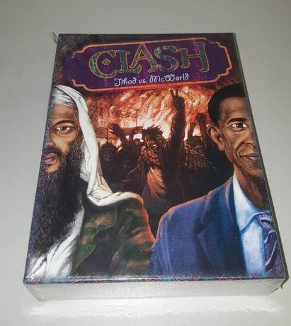 CLASH: Jihad vs. McWorld Gra Planszowa