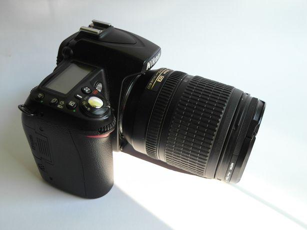 Nikon D-90 z ob. 18-105 - tylko 2.500 zdjęć
