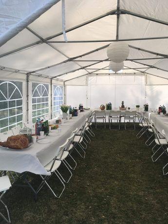 Wynajmę namiot cateringowy