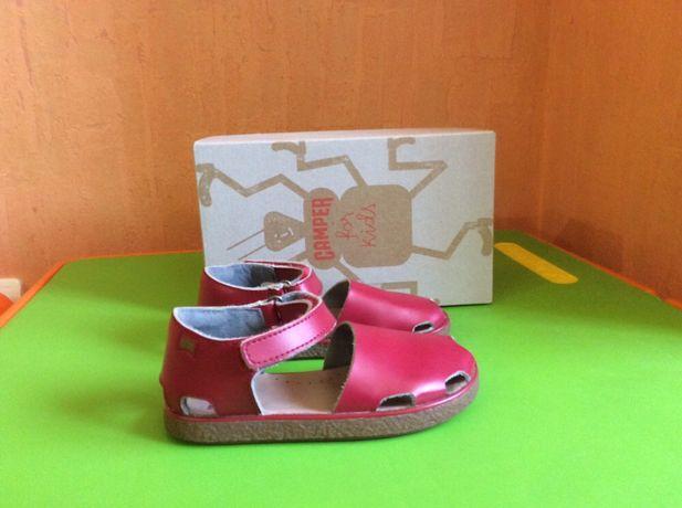 Босоножки сандали Camper для девочки размер 25