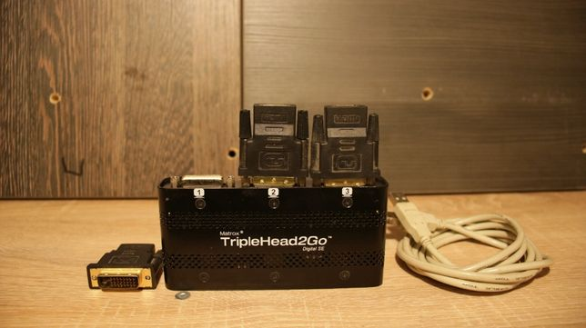 Модуль расширения Matrox TripleHead2Go Digital SE External Adapter