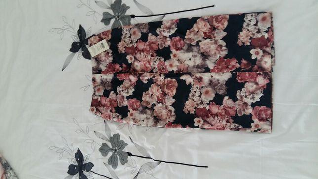 Nowa spódnica midi,ołówkowa Miss Selfridge roz 34