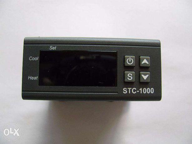Termostato digital para aquários, chocadeiras, entre outros STC-1000