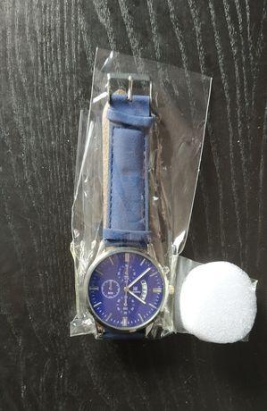 Relógio azul - novo