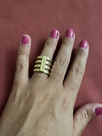 Anel Dourado Bimba Y Lola original