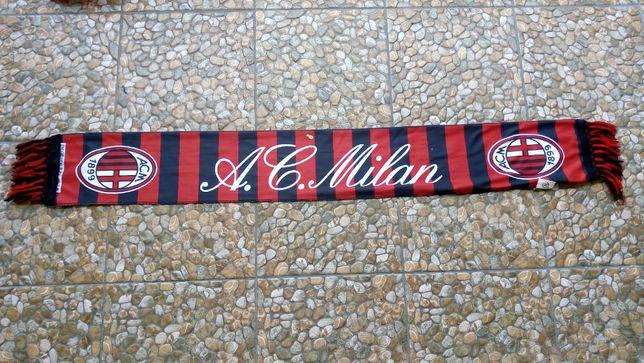 A.C. Milan Rossoneri szalik szal do kibicowania Ibrahimovic oryginalny