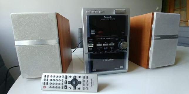 Wieża Panasonic sa-pm71sd