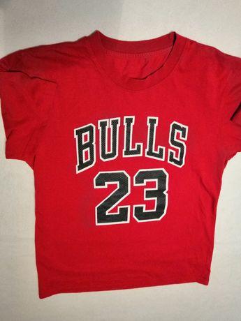 Koszulka i bluza Chicago Buls, koszulka ACDC, Kurtka Diesel M