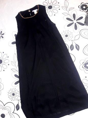 Продам чёрное мини  платье. H&M