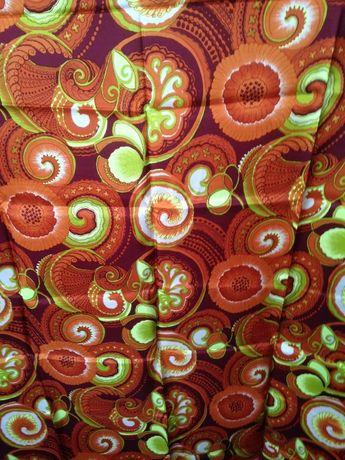 Плательная ткань, искусственный шелк