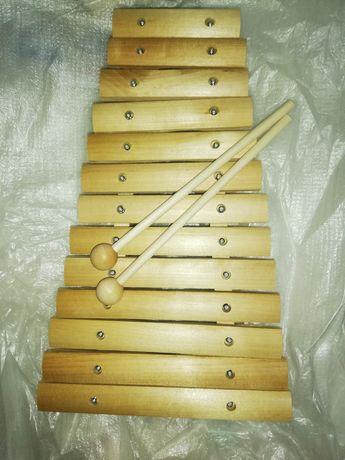 Xilofone de 12 teclas