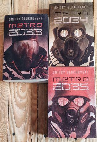Metro 2033, 2034, 2035
