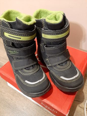 Ботинки superfit зима