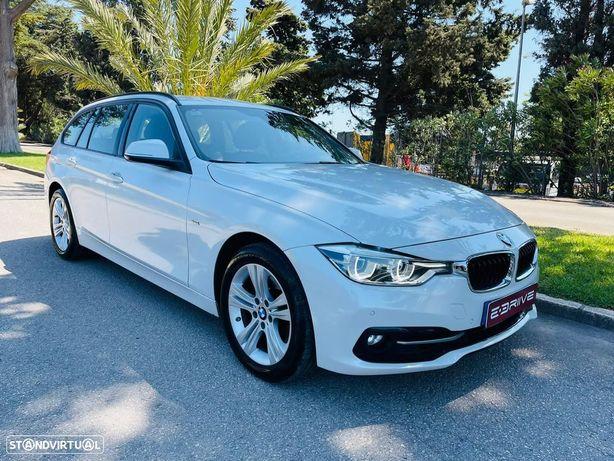 BMW 325 d Touring Line Luxury Auto