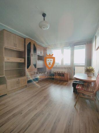 2 pokoje + balkon, Ostatnie piętro, KW