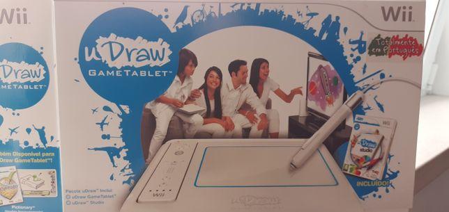Tablet uDraw Wii + Jogo