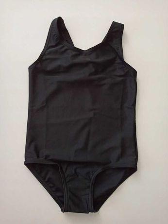 Strój kąpielowy czarny GEORGE 98-104