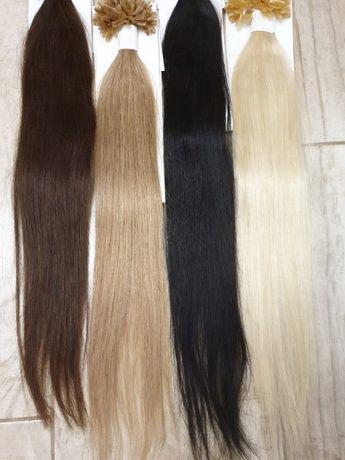 Продам новые натуральные волосы для наращивания! Доступные цены!